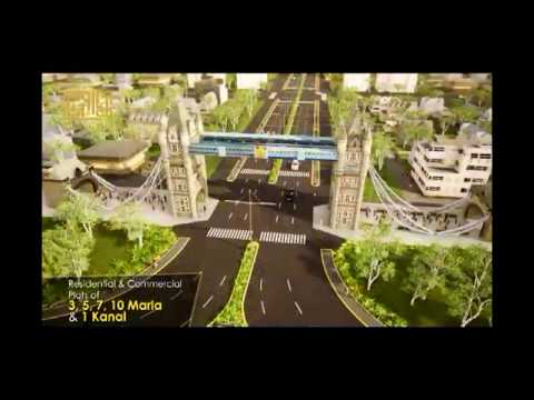 Bin Alam City Lahore Introductory Video