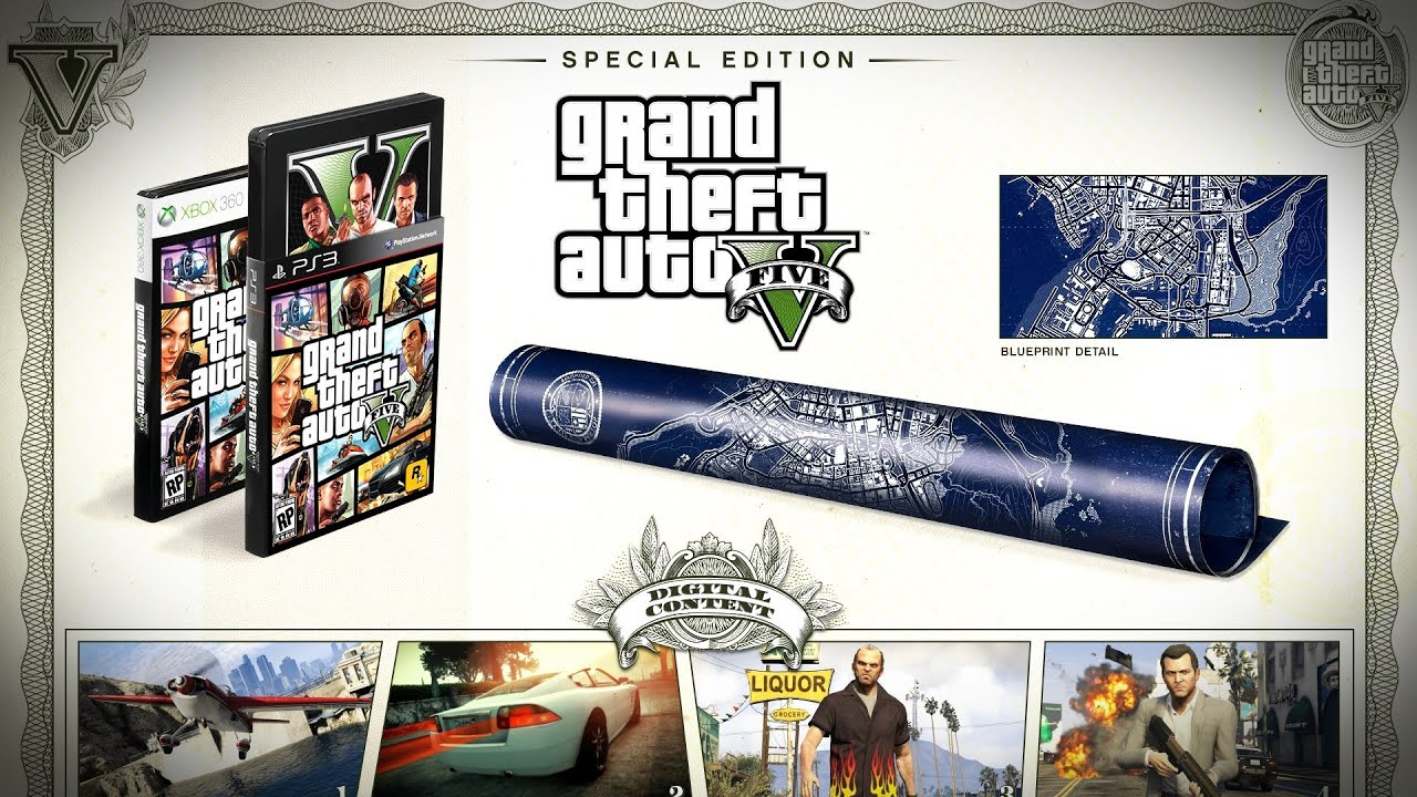 GTA V Special Edition, RC Spider & More (Deal Therapy) thumbnail