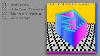 The Strokes - Angles (Album Preview)