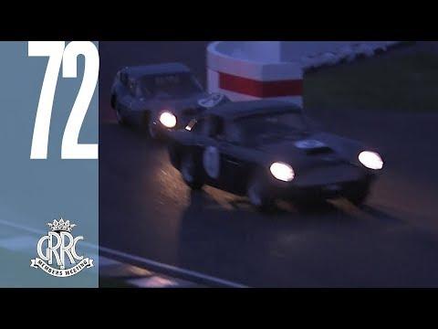 David v Goliath: tiny Lotus breadvan battles Aston DB5