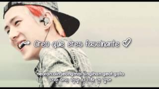 EXO-K - Run [Sub Español+Hangul+Rom]
