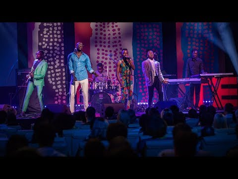 The rhythm of Afrobeat   Sauti Sol