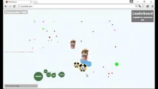 Ganando Torneo En Bubble.am