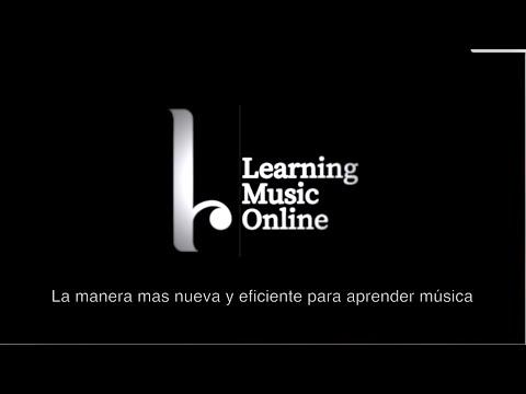 Learning Music Online (Español)