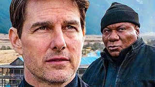 MISSION IMPOSSIBLE 6 Bande Annonce (2018) Tom Cruise, Film d'Action