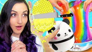 Trying ODDLY SATISFYING Apps | Digital Slime, ASMR, Soap Carving