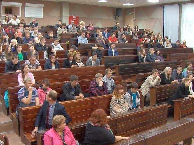 Студенты пойдут на выборы