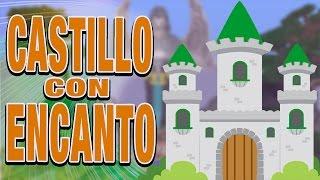 CASTILLO CON ENCANTO| BUILD BATTLE C/ LUH, EXO Y MACU