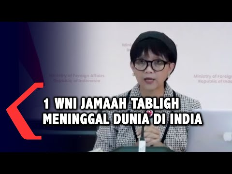 wni jamaah tabligh meninggal dunia di india