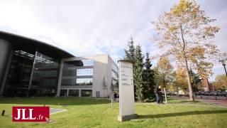 preview picture of video 'Bureaux à louer rue Arnold Schoenberg - Le Gershwin - Guyancourt (78280)'