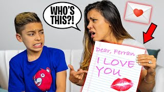 We FOUND Ferran's LOVE LETTERS!! (SHOCKING) | The Royalty Family