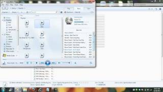How to burn mp3 to a cd