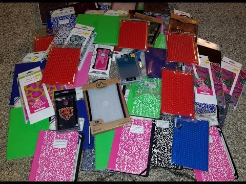 BLACK FRIDAY DUMPSTER DIVE HAUL!!! FOUND HUNDREDS OF IPAD AND TABLET CASES!!