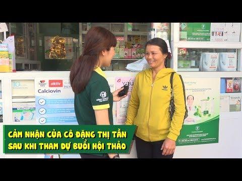 Cảm nhận của cô Đặng Thị Tần sau buổi hội thảo mini tại Nha Khoa Ngọc Trai