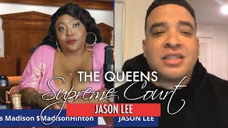 """The Queens Supreme Court  """"Virtual Court"""" with Ts Madison and Jason Lee ( Hollywood Unlocked)"""