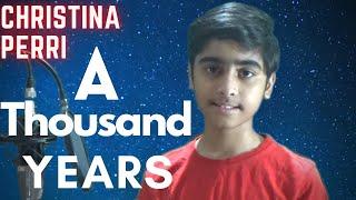Christina Perri - A Thousand Years With Lyrics |Cover Jaitra Sharma @Christina Perri @Boyce Avenue