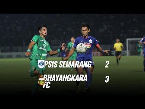 PSIS Semarang - Бхаянгкара Юнайтед 2:3. Видеообзор матча 21.12.2019. Видео голов и опасных моментов игры