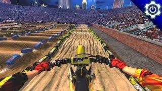 MX vs ATV Supercross Encore - Las Vegas SX Gameplay