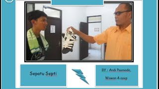 preview picture of video 'VINE KUMAI 5. Sepatu Safety'