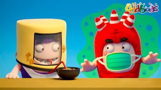 Oddbods | NEW | LET'S CLEAN UP | Funny Cartoons For Kids