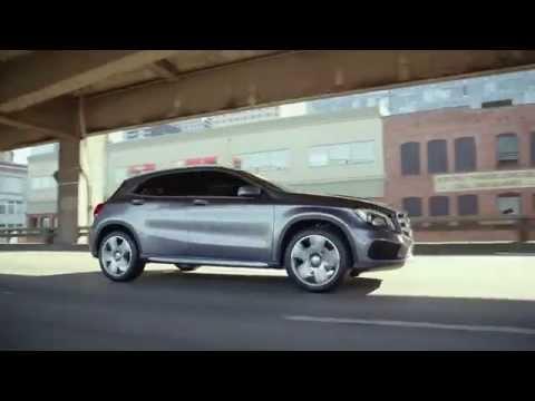 Mercedes-Benz GLA -- Video Walk Around