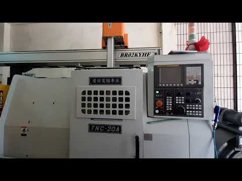 CNC&門式機械手臂