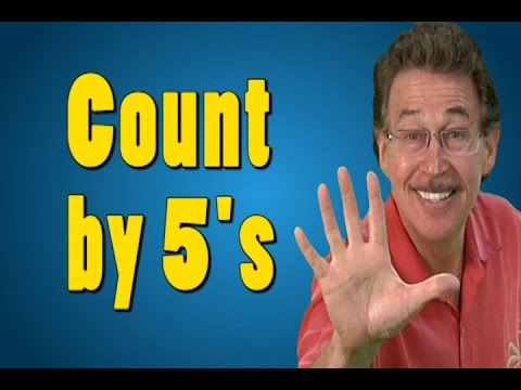 Counting By 5's | Count By 5 | Skip Counting By 5 | Count To 100 | Educational Songs | Jack Hartmann Mp3