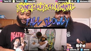 Joyner Lucas feat. Ashanti - Fall Slowly (Evolution) (REACTION)