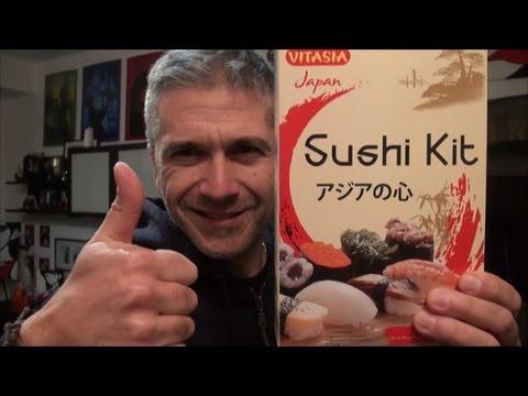 Sushi LIDL fai da te || TUTORIAL marco pesci ||