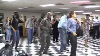 James Brown Super Bad Line Dance