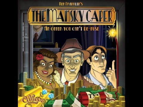 The Mansky Caper Review