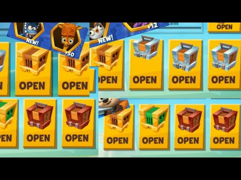 ZOOBA MY ALL BOX OPENINGS IN ONE VIDEO #1