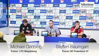 FCM nach Spiel gegen Paderborn