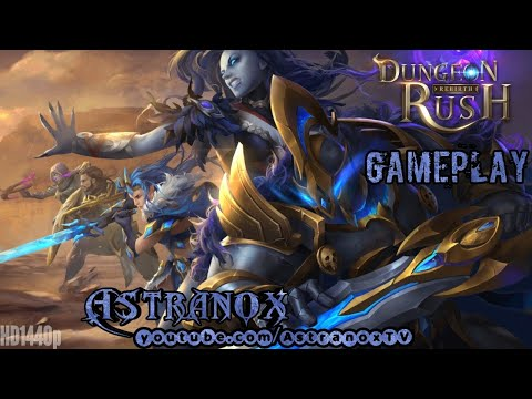 Dungeon Rush: Rebirth Evolve Items - Gameplay Review #60 Guide Tips & Tricks Android Game iOS F2P