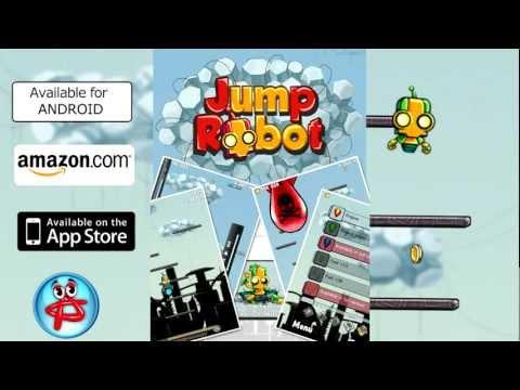 Video of Jump Robot: Space Adventure