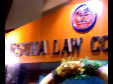 Sarsuna Law College video cover1