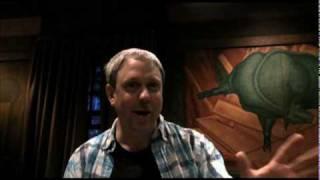 Art Paul Schlosser--Being a street musician