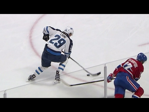 Gotta See It: Laine dekes around Galchenyuk but gets robbed by Price
