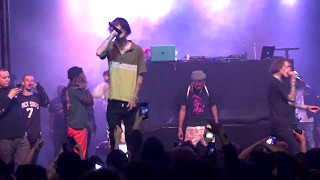 Lil Peep & Lil Tracy - WitchBlades (Live in Santa Ana, 4/29/17)