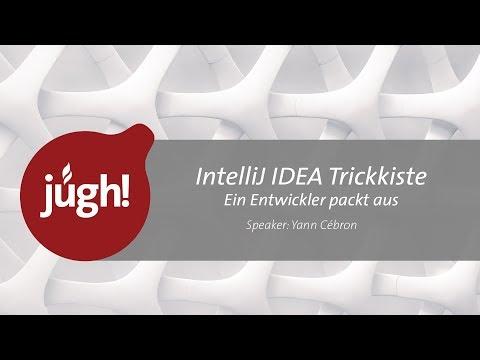 IntelliJ IDEA Trickkiste - Ein Entwickler packt aus