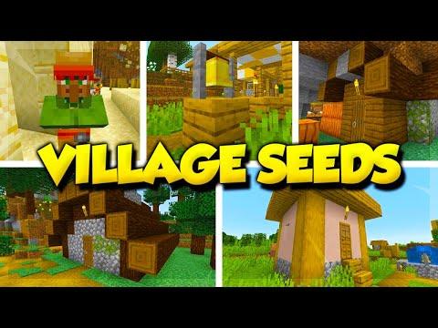 Minecraft 1 10 Taiga Village Spawn - смотреть онлайн на Hah Life