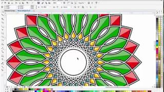 How To Design Lotus In Corel Draw Free Video Search Site Findclip