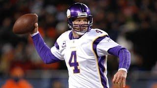Brett Favre 2009 Vikings highlights