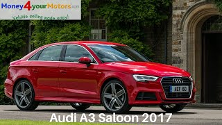 Audi A3 Saloon 2017 Review