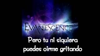 Where Will You Go Evanescence Traducida