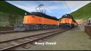 Trainz: A New Era: San Francisco MUNI PCC Streetcar 1052
