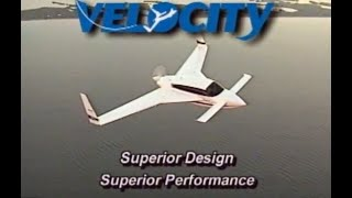 Velocity Aircraft building and flying (promotion video)