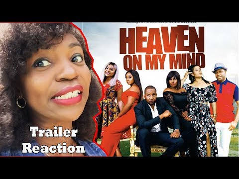 HEAVEN ON MY MIND MOVIE TRAILER REVIEW