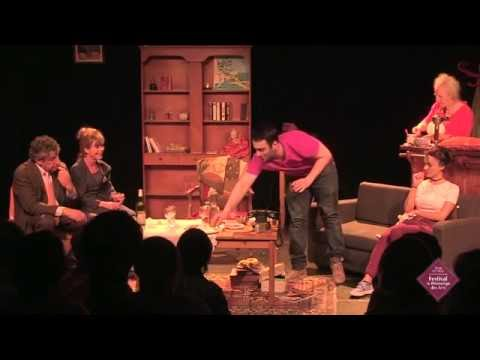 Mascarades de Marina Gauthier Auguste Theatre juin 2016