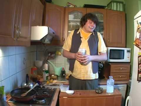 Gotuj z Shebenem - 2x04 - Napój energetyzujący jaja
